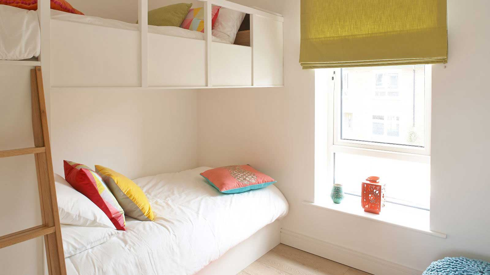 Custom designed and fitted built-in beds, offaly