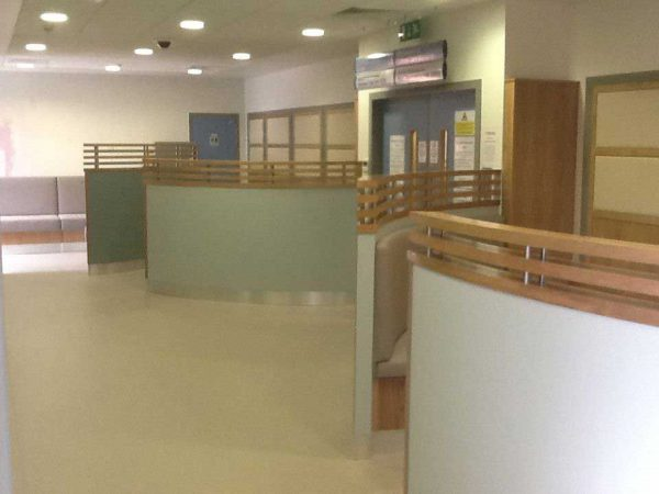 Mater Hospital Waiting Area
